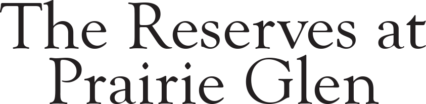 The Reserves at Prairie Glen Logo